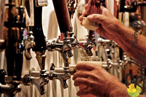 Beers at JP Hops 4