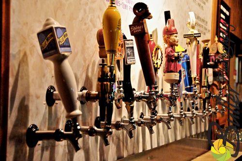Beers at JP Hops 11