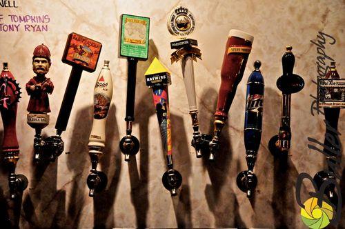Beers at JP Hops 12