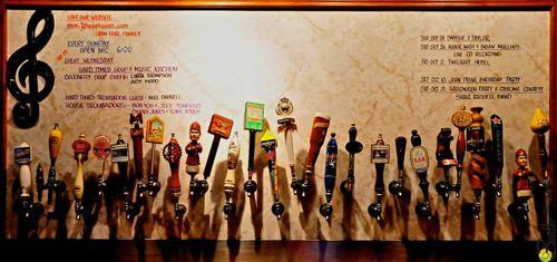 Beers at JP Hops 13