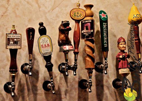 Beers at JP Hops 14