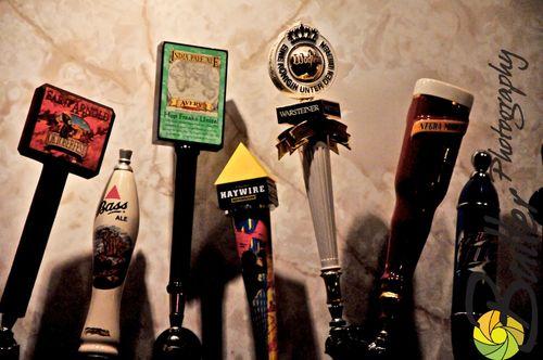 Beers at JP Hops 16