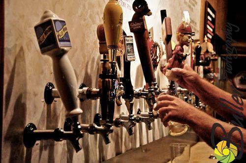 Beers at JP Hops 2