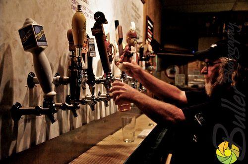 Beers at JP Hops 3
