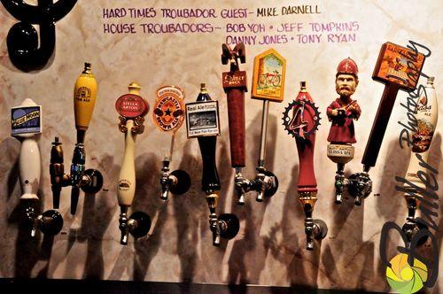 Beers at JP Hops 15