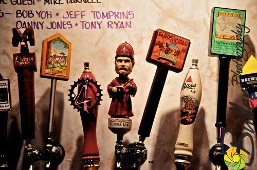 Beers at JP Hops 17
