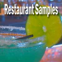 Restaurant Samples for Buller Productions' Web Video Snapshot